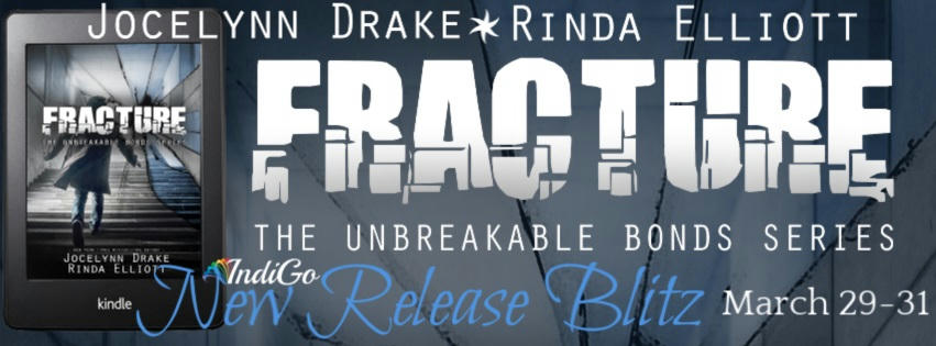 Jocelynn Drake & Rinda Elliott - Fracture RB Banner