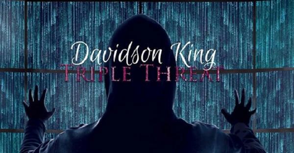 Davidson King - Triple Threat Banner