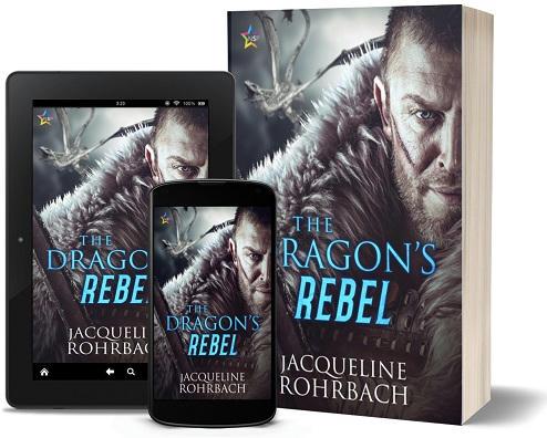 Jacqueline Rohrbach - The Dragon's Rebel 3d Promo
