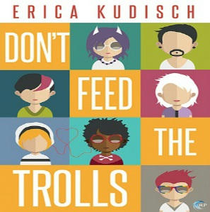 Erica Kudisch - Don't Feed The Trolls Square