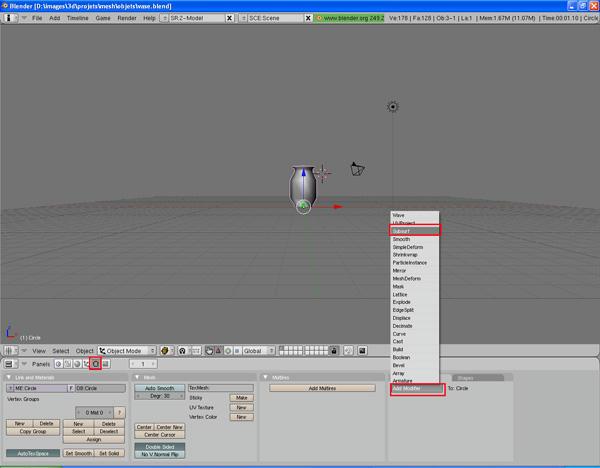 [Intermédiaire] [Blender 2.4 à 2.49] Créer et intégrer son premier mesh de A à Z : 4 - Modélisation d'un vase 8bix59pffdnbmkp6g