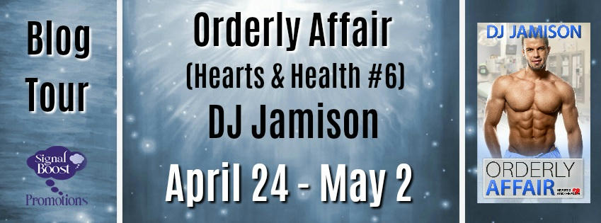 D.J. Jamison - Orderly Affair  BTBanner
