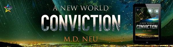 M.D. Neu - Conviction NineStar Banner