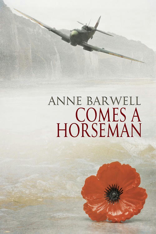 Anne Barwell - Comes A Horseman Cover