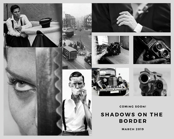 A.L. Lester - Shadows On The Border Promo 1