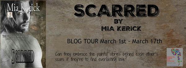 Mia Kerick - Scarred BT Banner