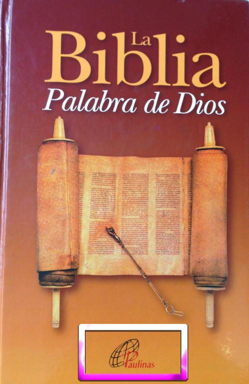 Biblia - portada 1