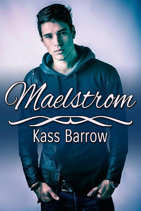 Kass Barrow - Maelstrom Cover