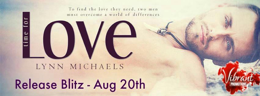 Lynn Michaels - Time For Love RDB Banner