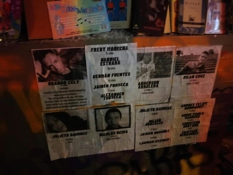 Tenemos los videos que prueban los abusos de la policía en Bogotá