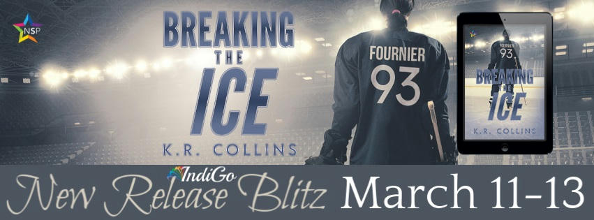K.R. Collins - Breaking the Ice RB Banner