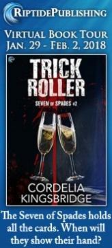 Cordelia Kingsbridge - Trick Roller TourBadge