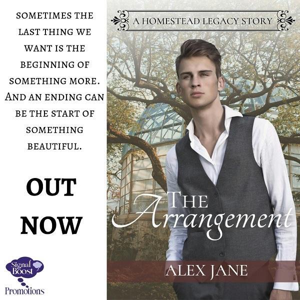 Alex Jane - The Arrangement INSTAPROMO-85