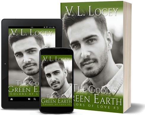 V.L. Locey - The Good Green Earth 3d Promo