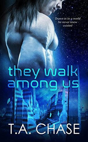 T.A. Chase - The Walk Among Us Cover