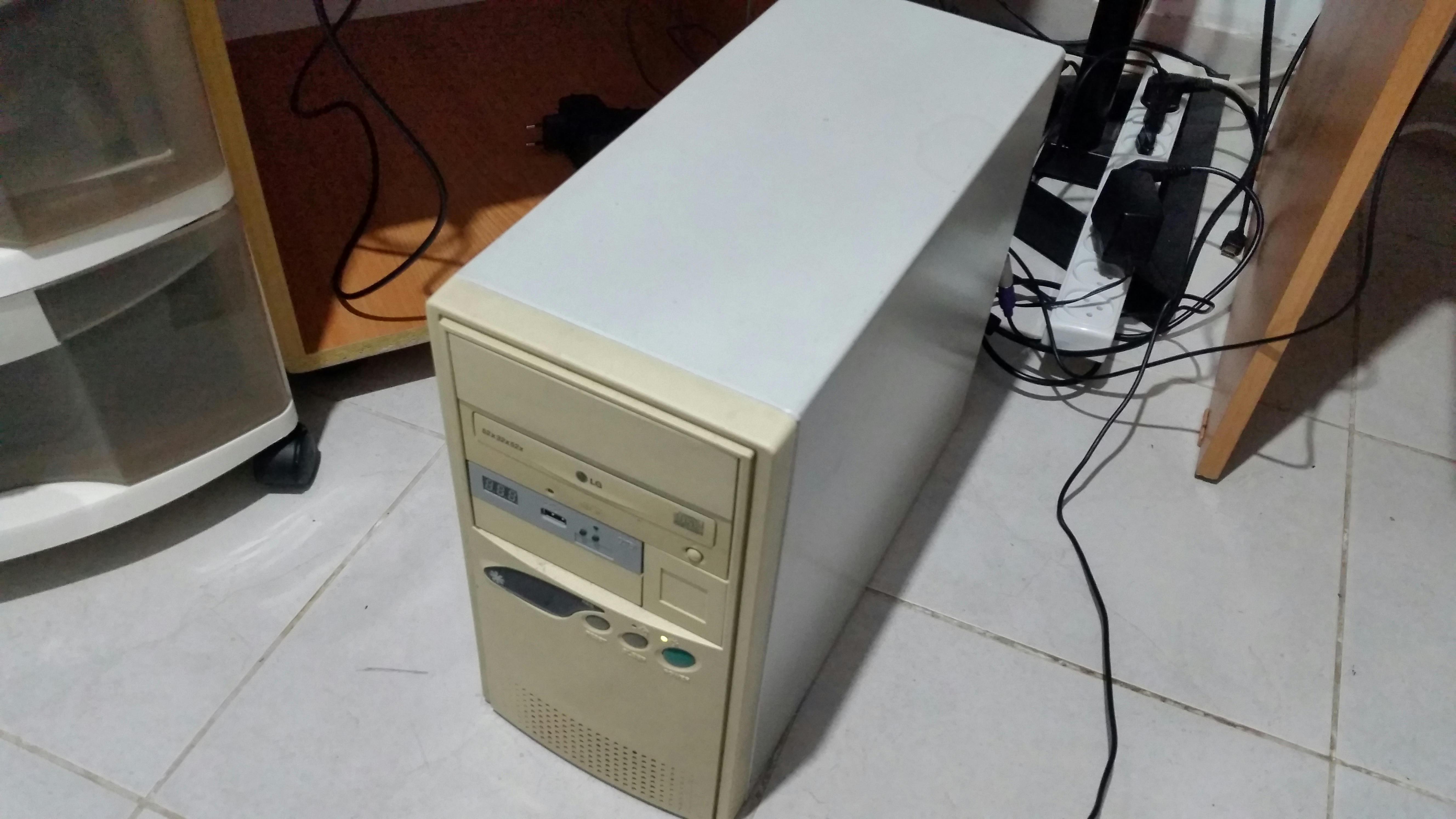 Pentium 233 mmx