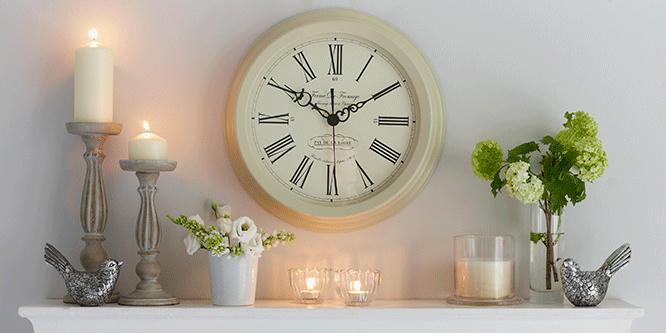 Decor & Clocks