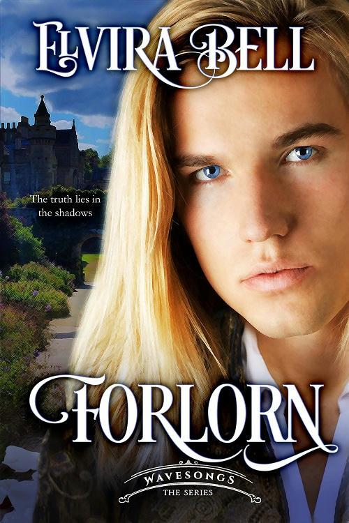 Elvira Bell - Forlorn Cover