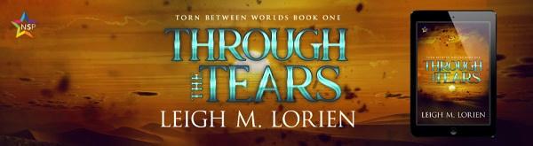 Leigh M. Lorien - Through The Tears NineStar Banner