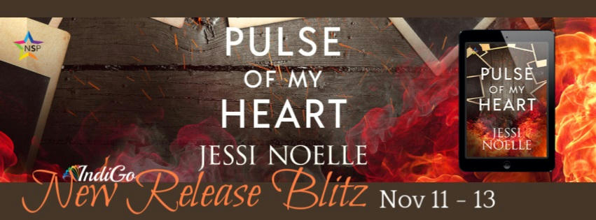 Jessi Noelle - Pulse of My Heart RB Banner