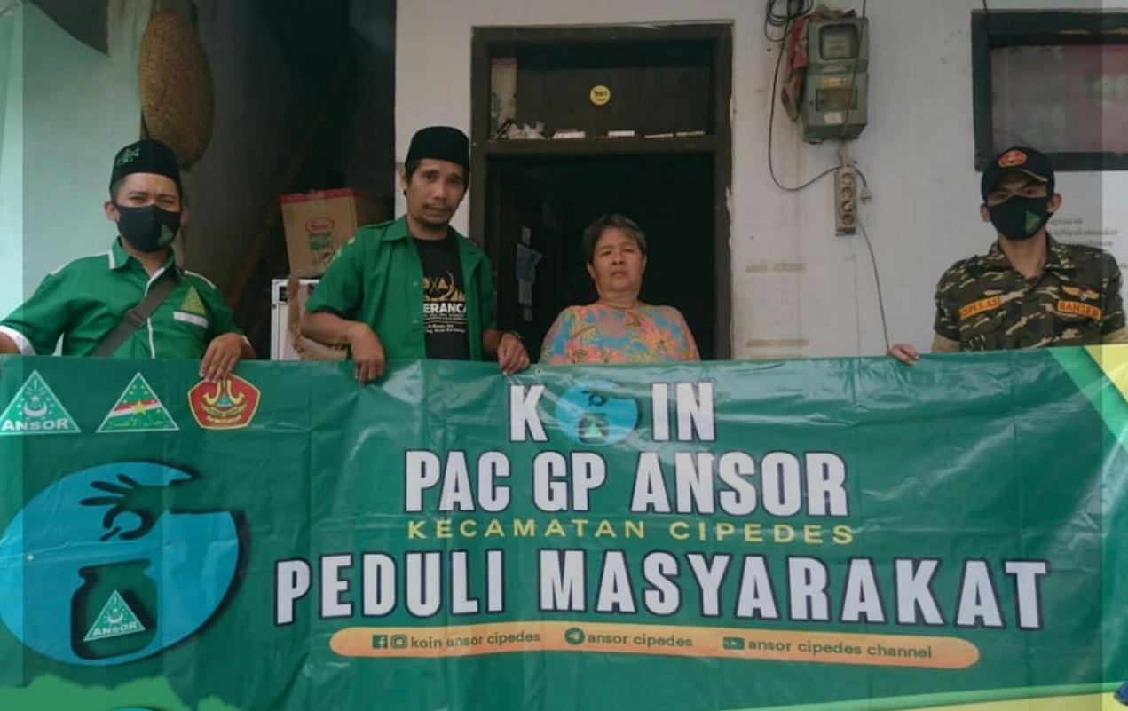 Koin PAC Ansor Cipedes, Program Andalan 2021 GP Ansor di Kecamatan Cipedes