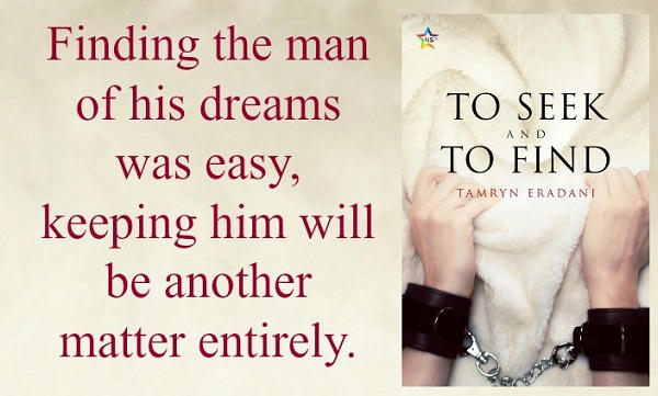 Tamryn Eradani - To Seek and To Find Graphic