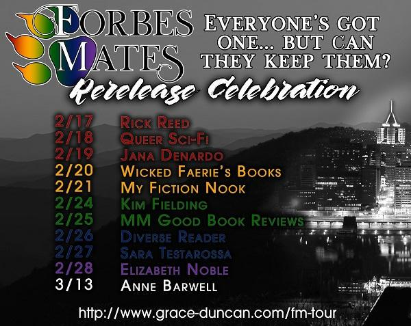 Grace R. Duncan - Forbes Mates Tour