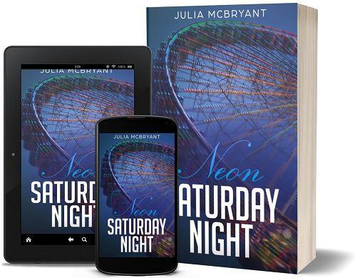 Julia McBryant - Neon Saturday Night 3d Promo