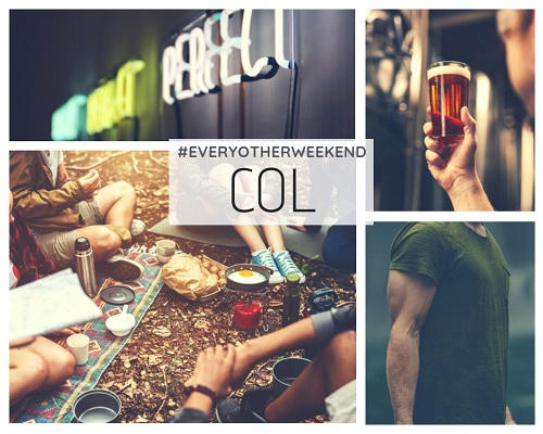 T.A. Moore - Every Other Weekend Col