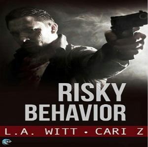 Cari Z. & L.A. Witt - Risky Behavior Square