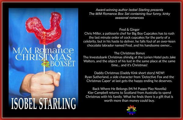 Isobel Starling - The MM Romance Christmas Box Set BLURB