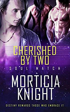 Morticia Knight - Cherished by Two Cover