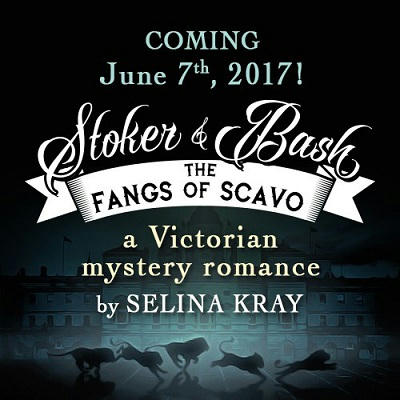 Selina Kray - The Fangs of Scavo