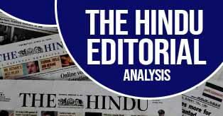 The Hindu Editorial