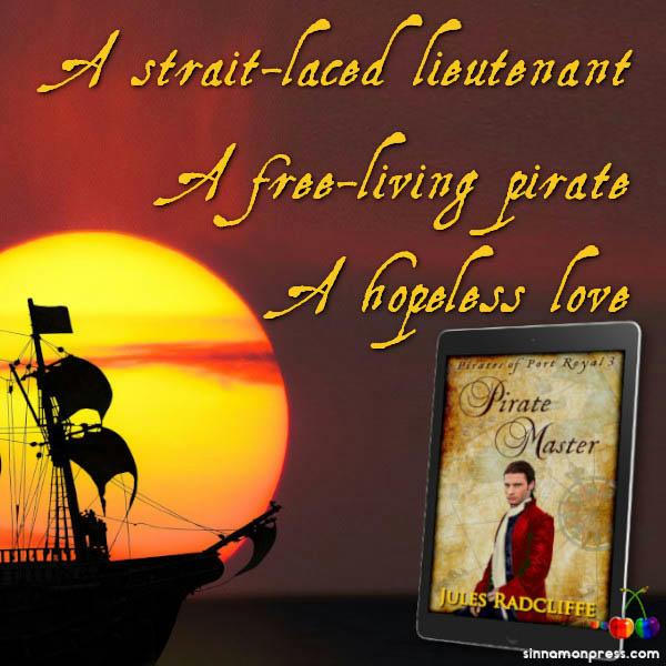 Jules Radcliffe - Pirate Master Promo 1