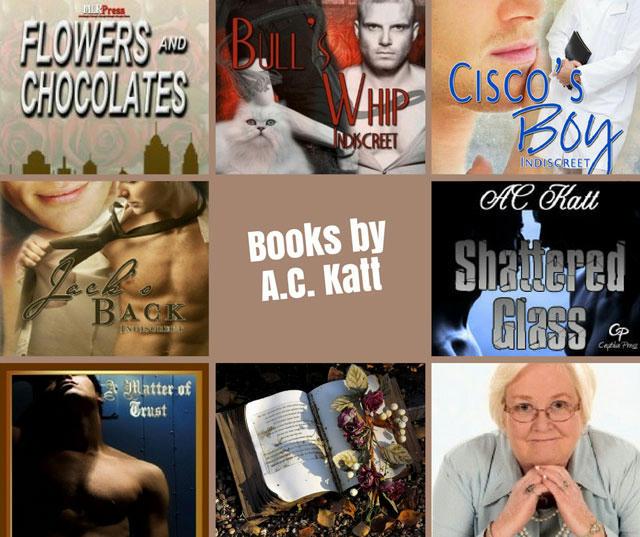 A.C. Katt Book Banner 3