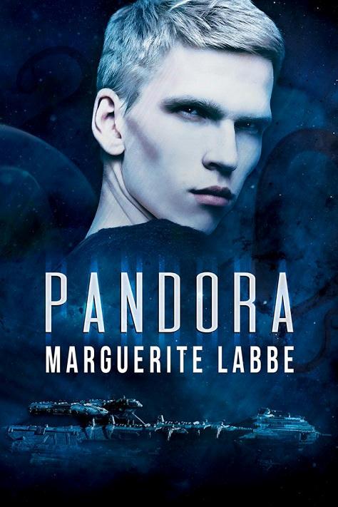 Marguerite Labbe - Pandora Cover