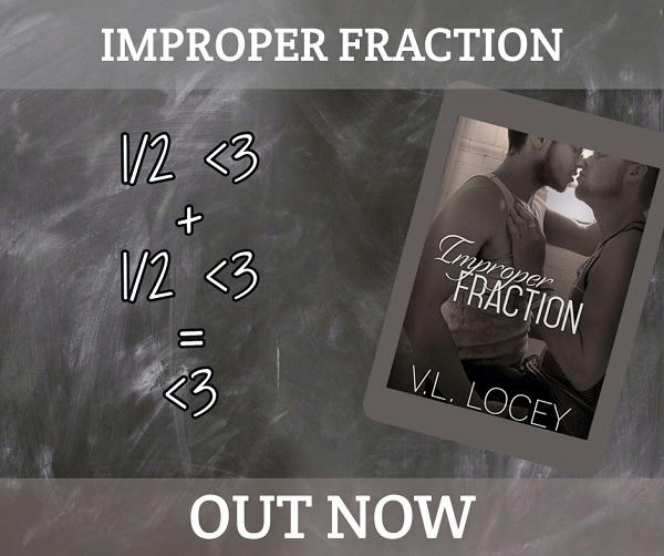 VL Locey - Improper Fraction Promo