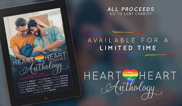 Heart2Heart Anthology, Vol. 3 Available Now promo3