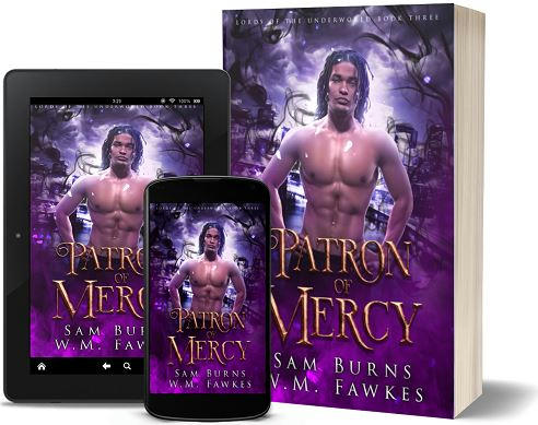 Sam Burns & W.M Fawkes - Patron Of Mercy 3d Promo