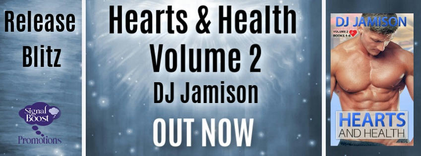 D.J. Jamison - Hearts & Health Volume 2 RB Banner