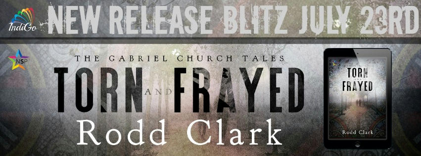 Rodd Clark - Torn and Frayed RB Banner