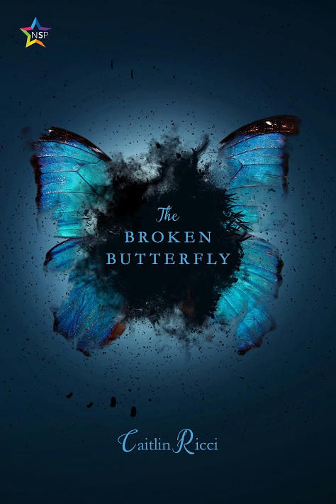 Caitlin Ricci - The Broken Butterfly Cover