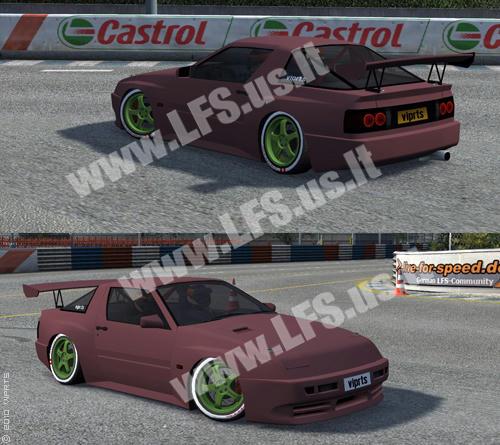 XR - Big Drift Spoilers