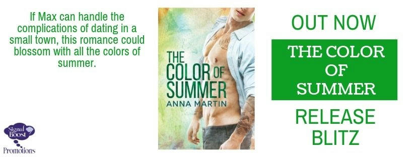 Anna Martin - The Color Of Summer RBBANNER-30