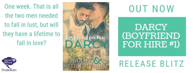 R.J. Scott & Meredith Russell - Darcy RBBanner