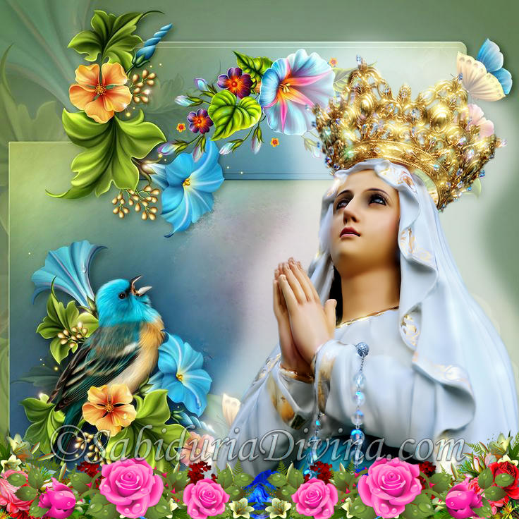 Hermosa Virgen Maria
