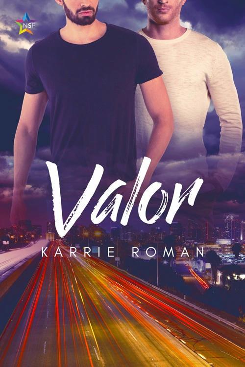 Karrie Roman - Valor Cover