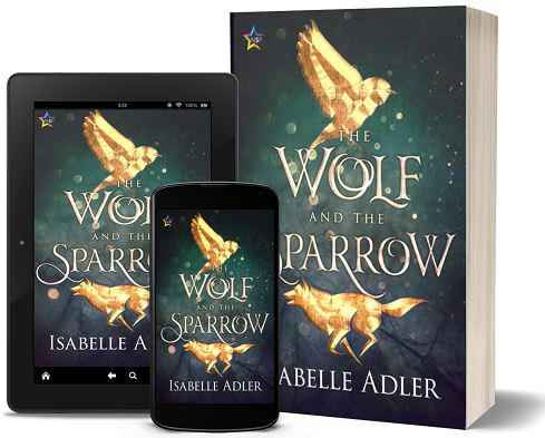 Isabelle Adler - The Wolf and the Sparrow 3d Promo