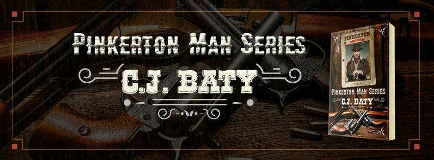 C.J. Baty - Murder in New York series Banner